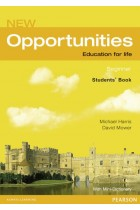 Купить - Книги - New Opportunities Beginner Student's Book
