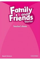 Купить - Книги - Family and Friends Starter: Teacher's Book
