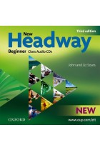 Купить - Книги - New Headway: Beginner Level Class Audio (2 CD-ROM)