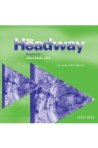 Купить - Книги - New Headway: Beginner Class Audio (2 CD-ROM)
