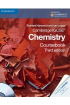Купить - Книги - Cambridge IGCSE Chemistry Coursebook. Cambridge International Examinations (+ CD-ROM)