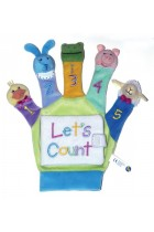 Купить - Книги - Let's Count! A Hand-Puppet Board Book
