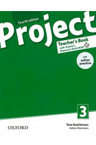 Купить - Книги - Project Fourth Edition 3: Teacher's Book Pack