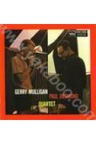Купить - Музыка - Gerry Mulligan, Paul Desmond: Quartet (LP) (Import)