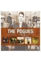Купить - Музыка - The Pogues:  Original Album Series (Import)