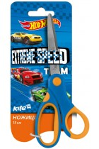 Купить - Все для школы - Ножницы Kite Hot Wheels 15 см (34129)