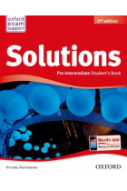 Купить - Книги - Solutions: Pre-Intermediate: Student Book