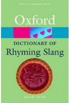 Купить - Книги - Oxford Dictionary of Rhyming Slang
