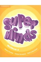 Купить - Книги - Super Minds Level 5 Workbook