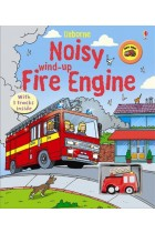 Купить - Книги - Noisy Wind-up Fire Engine