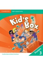 Купить - Книги - Kid's Box Level 3 Posters (8)