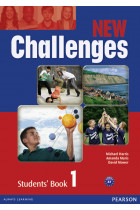 Купить - Книги - New Challenges 1 Students' Book