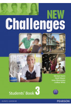 Купить - Книги - New Challenges 3 Students' Book