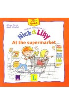 Купить - Книги - Nick and Lilly: At the supermarket