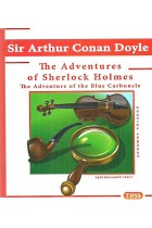 Купить - Книги - Adventures of Sherlock Holmes Adventure. Blue Carbuncle