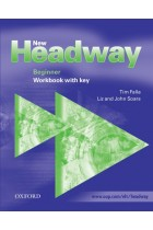 Купить - Книги - New Headway: Beginner: Workbook (without Key)