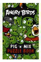 Купить - Книги - Angry Birds: Pig 'n' Mix Puzzle Book