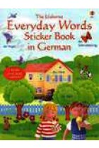 Купить - Книги - Everyday Words Sticker Book in German