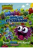 Купить - Книги - Moshi Monsters Official Moshlings Sticker Book