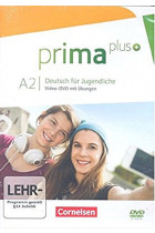 Купить - Книги - Prima plus A2 Video-DVD mit Übungen
