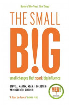 Купить - Книги - The Small Big. Small Changes That Spark Big Influence