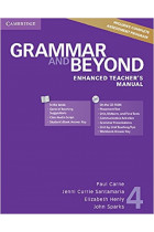 Купить - Книги - Grammar and Beyond Level 4 Enhanced Teacher's Manual with CD-ROM