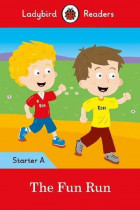 Купить - Книги - The Fun Run. Ladybird Readers Starter Level A