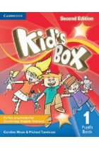 Купить - Книги - Kids Box Second edition 1 Pupils Book
