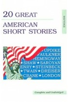 Купить - Книги - 20 Great American Short Stories