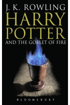 Купить - Книги - Harry Potter and the Goblet of Fire