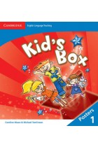 Купить - Книги - Kid's Box Level 1 Posters (12)