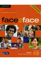 Купить - Книги - Face2face Starter Students Book with Online Workbook Pack (+ DVD-ROM)