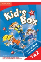 Купить - Книги - Kid's Box Levels 1-2 Tests CD-ROM and Audio CD