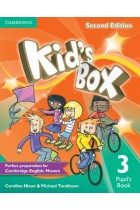 Купить - Книги - Kid's Box Level 3 Pupil's Book