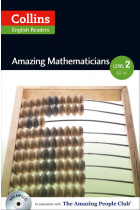 Купить - Книги - Amazing Mathematicians. Level 2 (+ MP3)