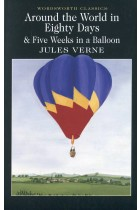 Купить - Книги - Around the World in Eighty Days. Five Weeks in a Balloon