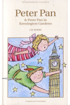 Купить - Книги - Peter Pan. Peter Pan in Kensington Gardens