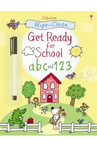 Купить - Книги - Wipe-Clean: Get Ready for School ABC and 123