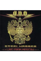Купить - Музыка - U.D.O.: Steelhammer. Live from Moscow (2 CD)