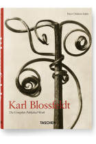 Купить - Книги - Karl Blossfeldt. The Complete Published Work