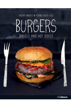 Купить - Книги - Burgers Bagels and Hot Dogs