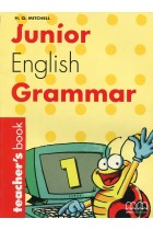 Купить - Книги - Junior English Grammar: Book 1: Teacher's Book