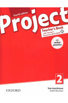 Купить - Книги - Project Fourth Edition 2: Teacher's Book Pack