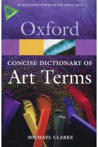 Купить - Книги - Oxford Concise Dictionary of Art Terms