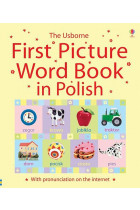 Купить - Книги - First Picture Word Book in Polish