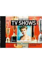 Купить - Книги - Taschen's Favorite TV Shows. From Twin Peaks to House of Cards