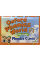 Купить - Книги - Oxford Phonics World 2 Phonics Cards