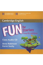 Купить - Книги - Fun for Starters Class Audio CD