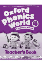 Купить - Книги - Oxford Phonics World: Level 4: Teacher's Book