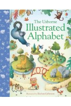 Купить - Книги - Usborne Illustrated Alphabet